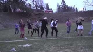 Line Dancing Harlem Shake