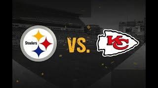 Steelers vs Chiefs and People I Met in Memphis