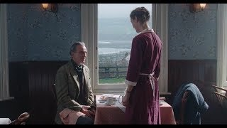 Phantom Thread - Ordering Breakfast Scene