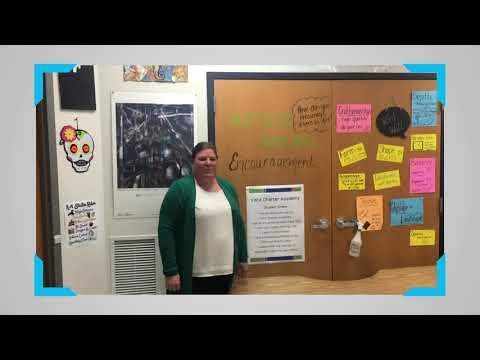 Vista Charter Academy Tour