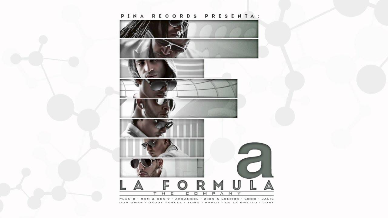 Ken-Y and Arcangel - Formula Perfecta ft. Del La Ghetto [Official Audio]