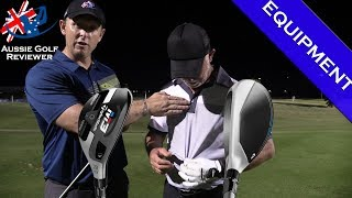 NEW TAYLORMADE M3 RESCUE REVIEW