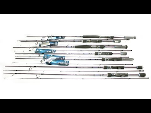 Shimano TCurve TK3G Fishing Rod Series