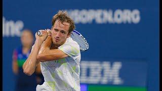Dominik Koepfer vs Daniil Medvedev Extended Highlights | US Open 2019 R4