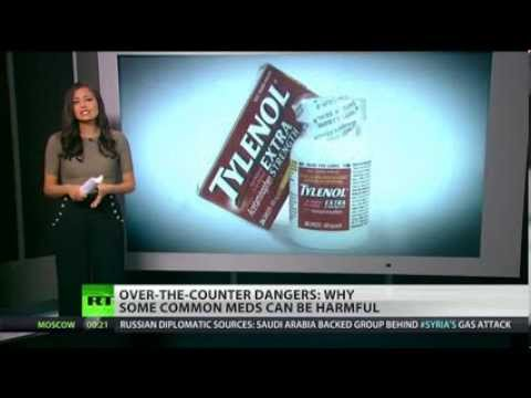 Tylenol Can Lead To Liver Failure