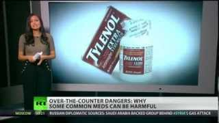 Tylenol can lead to liver failure, death