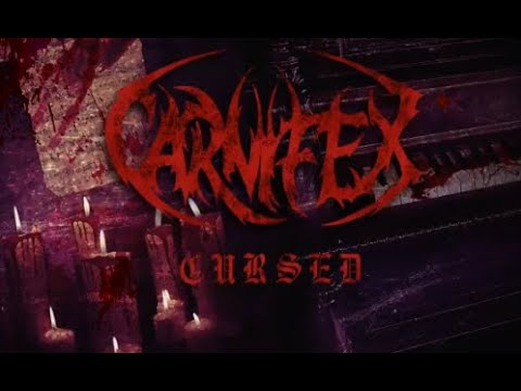 "Carnifex ttease new single ""Cursed""  ....!"