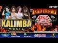 LIVE - OM KALIMBA MUSIK - JAVA PRO AUDIO - ANNIVERSARY 12TH MMS SOLO RAYA - 08 09 2019