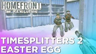 TIMESPLITTERS 2 Playable Easter Egg in Homefront: The Revolution