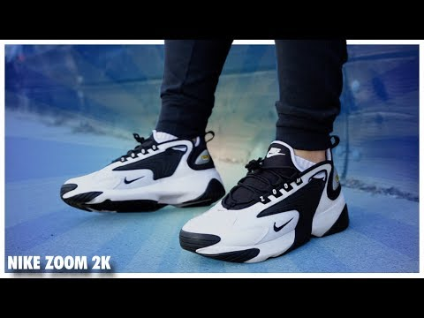 Nike Zoom 2K Review - YouTube
