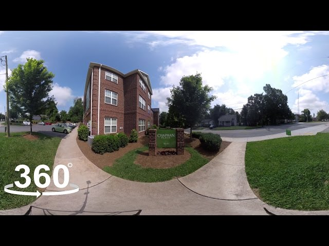 Chapman Place Greensboro video tour cover