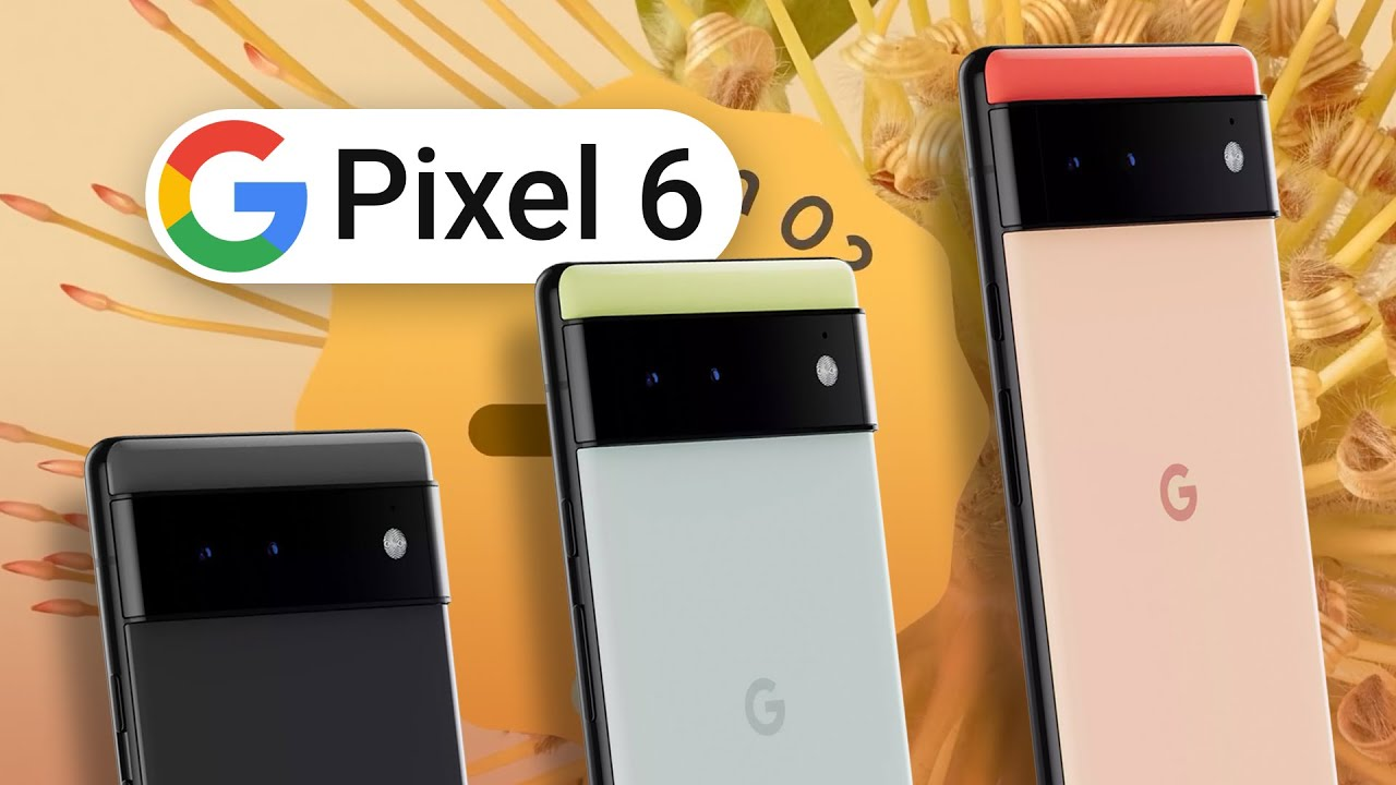 Google Pixel 6: Camera specs, in-house chip and all the other rumors ahead of today's event