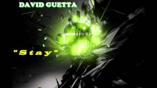 Michael Diniego vs David Guetta - stay (galattico break bootleg rmx)