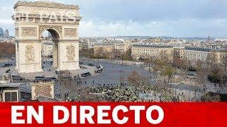 Directo | Protestas de los 'chalecos amarillos' en Francia