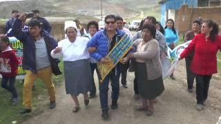 Pascualillo llega a su Pueblo LimaPuquio - Union Leticia - Tarma