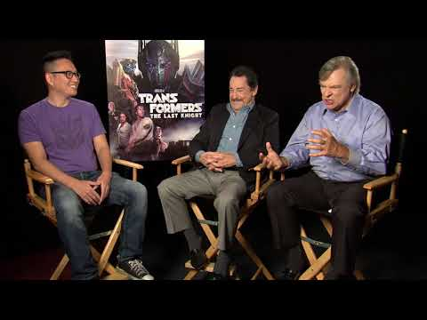 Peter Cullen and Frank Welker on Optimus Prime and Megatron