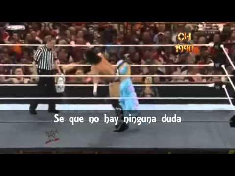 WWE Wrestlemania 26 - ''I Made It'' Cancion Subtitulada