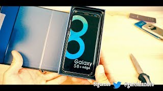 SUPER CLON Galaxy S8 plus Qué NO te engañen