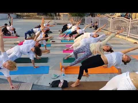 Yoga TTC In India - Om Shanti Om Yoga Teacher Training School Rishikesh