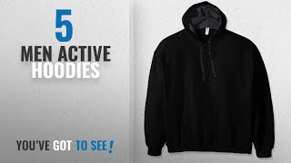 Fruit Of The Loom Active Hoodies [ Winter 2018 ] | New & Popular 2018