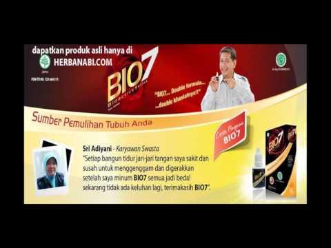 TESTIMONI BIO 7 Obat Tetesnya Orang Indonesia