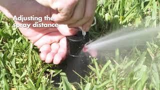 "K-Rain® RPS™ 75 Rotor Sprinkler: 3/4"" Inlet"