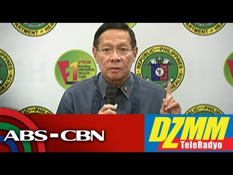 Philippines to wait for proof Thai 'drug cocktail' effective vs coronavirus: DOH | DZMM