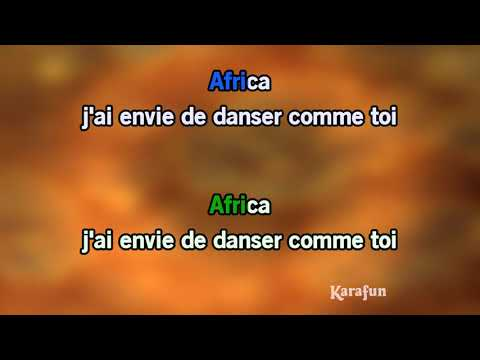 Karaoké Africa - Julien Doré *