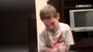 Nicky Armpit Fart
