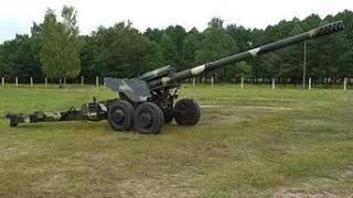 2А36 «Гиацинт-Б» МОЩНЕЙШАЯ 152-мм БУКСИРУЕМАЯ ПУШКА В МИРЕ!