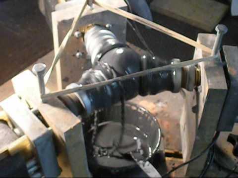 72 inch floating sphere testing