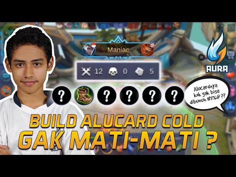 CARA KE TOP GLOBAL MAIN ALUCARD! | TUTORIAL COLD