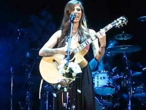 Christina Perri ~ Black and Blue @ Hollywood Bowl ~ Oct 5, 2012