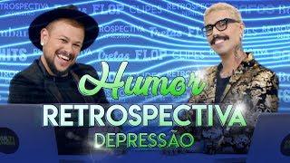 Retrospectiva Depressão - O Que Rolou De Pior No Mundo Em 2018   Diva Depressão   Humor Multishow