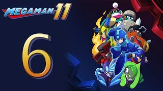 Mega Man 11 Kicks DSP's BUTT! The Playthrough pt6 - Wily Stages 1 and 2