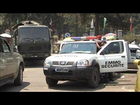 Madagascar, Marc RAVALOMANANA en résidence surveillée