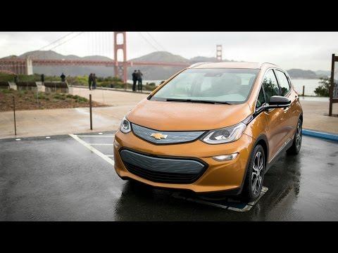 Chevrolet's Bolt achieves the dream of a practical EV