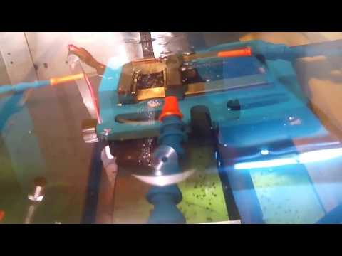 CNC EDM Machine Operation ( Mechanical Practical Class)