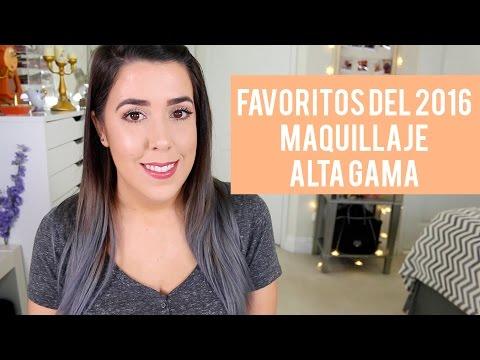 Favoritos 2016 Maquillaje Alta Gama | Makeup High End