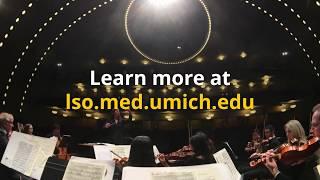 Medicine + Science + Music: The U-M Life Sciences Orchestra