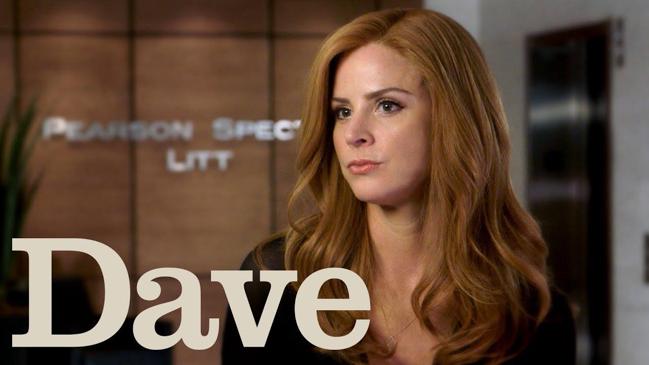 Suits Season 5 Cast Rapid Fire Questions | Dave