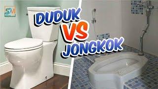 Toilet Duduk atau toilet Jongkok? Mana yang Lebih Sehat?