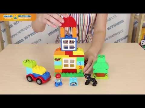 Конструктор LEGO Duplo (Лего Дупло) «Механик»