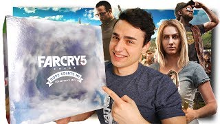 SOLO 5 IN ITALIA! Hope County Collector's Edition case Far Cry 5 | Official Unboxing Trailer Ita
