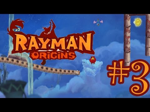 Официальный сайт Ubisoft - Rayman Legends Definitive Edition