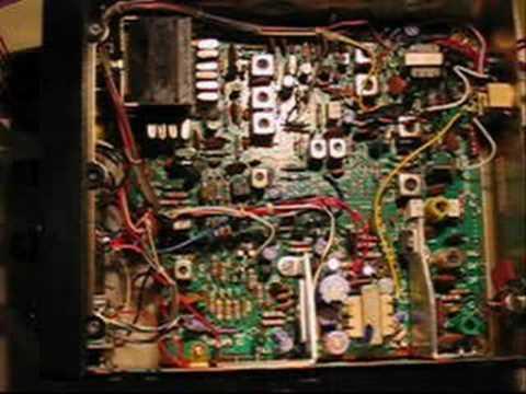 GI Joe s Hooking up Cb radios 10 meter radios and amplifiers