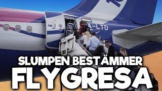 Slumpen Bestämmer Vår Flygresa - Del 1. MP3