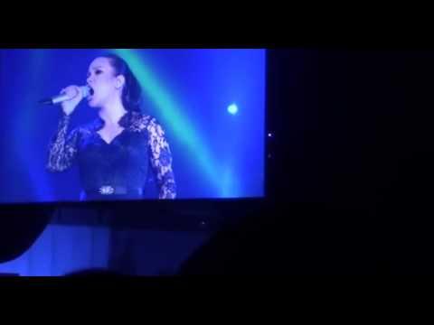 Lea Salonga speaks Spanish live in Madrid, Spain