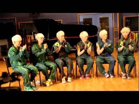 Salute from B.A.P. : KBS WORLD Radio Arabic