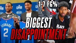 Why The 2020 Los Angeles Clippers Are The BIGGEST DISSAPONTMENTS In NBA History